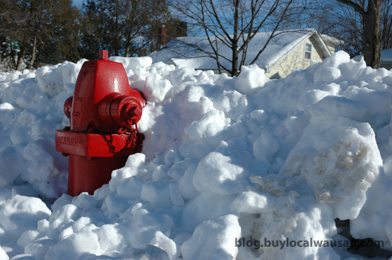 Keep those Hydrants Clear