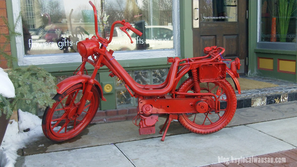 Evolutions in Design motorcycle ready to roll this spring Wausau