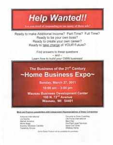 Wausau Home Business Expo