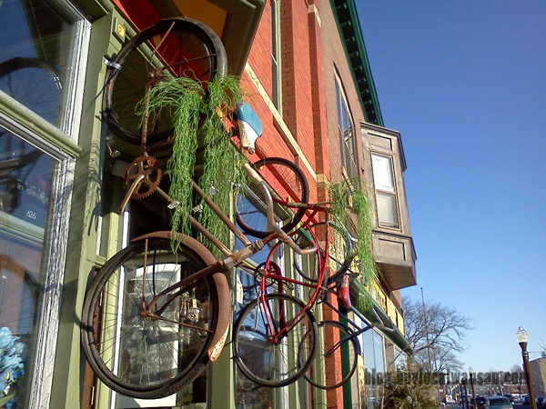 bicycle wausau spring buy local relylocal evolutions in design