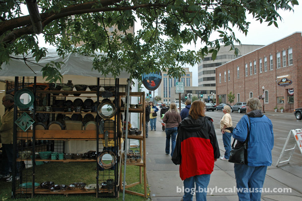 Wausau artrageous weekend festival of arts