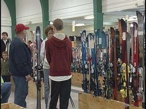 Wausau area ski swap