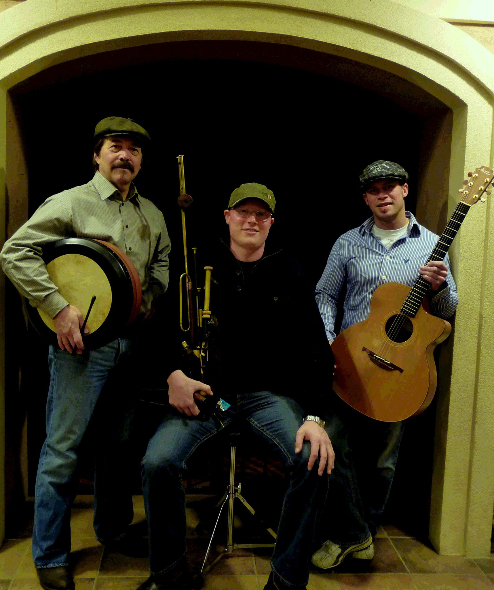 The magees wausau area irish band to release new cd for Michaels crafts wausau wi