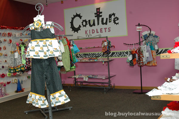 Couture Kidlets Childrens Boutique Wausau Schofield WI