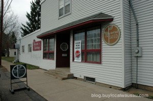 The Planted Seed bulk food store Wausau