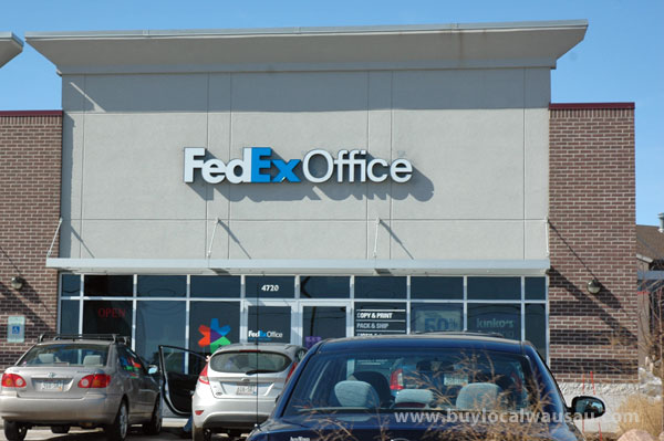 Goin postal wausau fedex ups and usps shipping services for Michaels crafts wausau wi