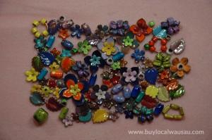 wausau bead store stoned and wired enamel artist c-koop