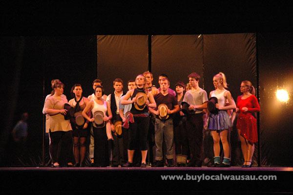 Chorus Line Wausau