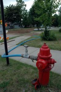 Prospect Street Water