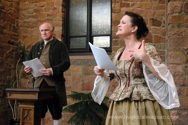 Lovers and Patriots: River District Theatre Performance