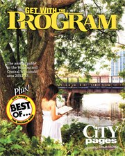 City Pages Get with the Program Guide