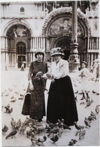 Alice Toklas and Gertrude Stein