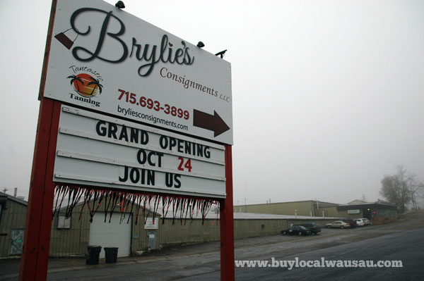 Brylie's consignment tantastic tanning mosinee wi