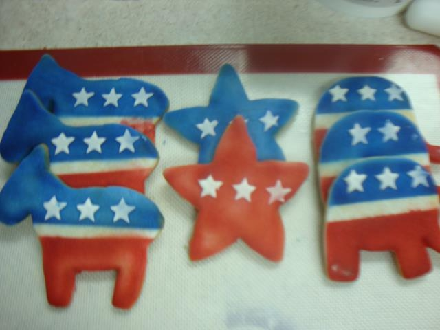 political party election campaign candidates cookie