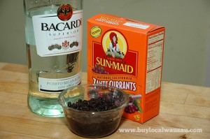 Rum-soaked-currants