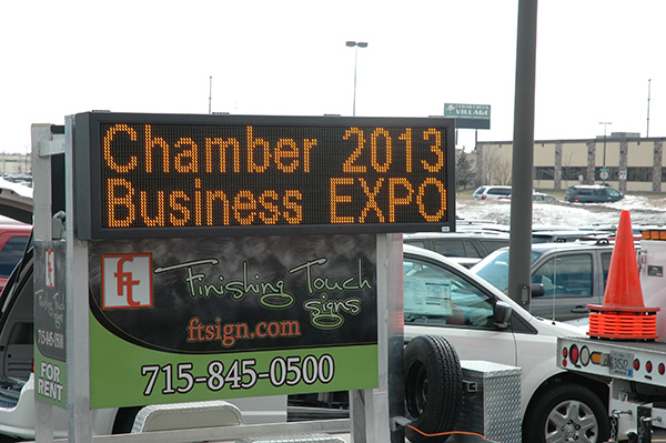 Wausau Region Chamber 2013 Business Expo