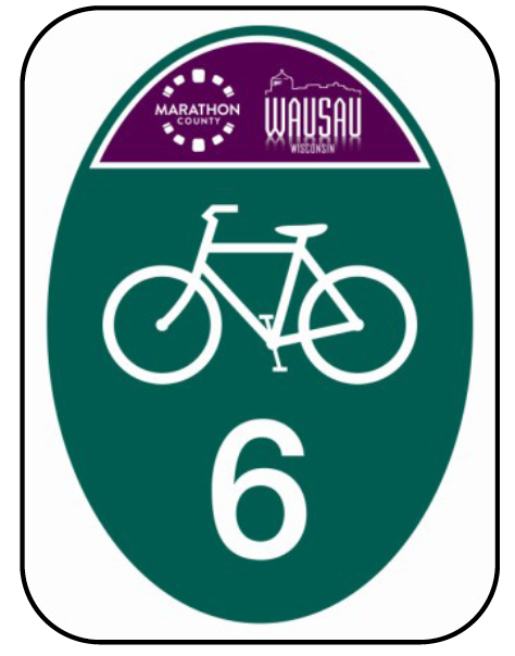 Marathon County to unveil new bike route signs