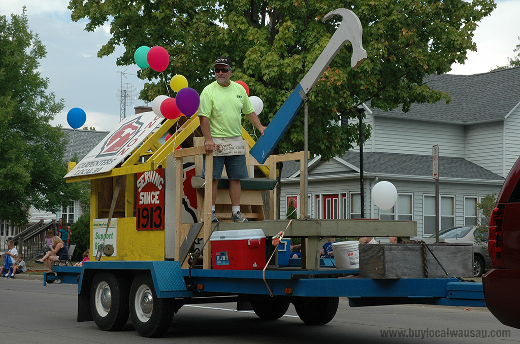 Wausau Labor Day Parade: Monday September 2nd, 2013