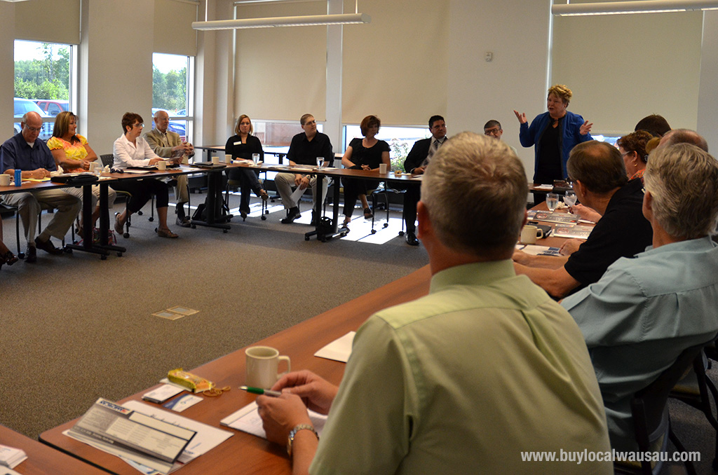 Local Business Roundtable August 2013 Networking Event