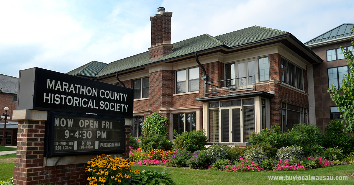 Beginning Genealogy Class at the Marathon County Historical Society