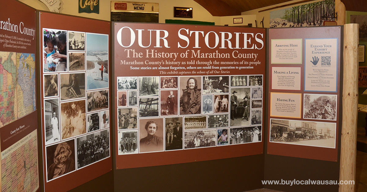 Our Stories: The History of Marathon County