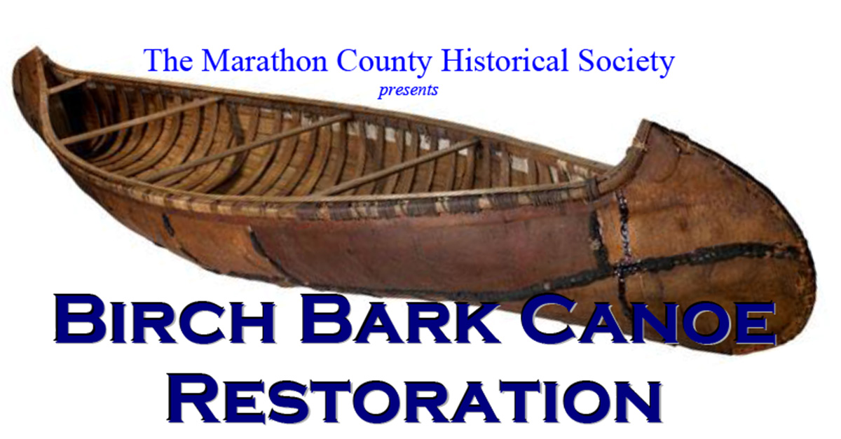 Master Birch Bark Canoe Builder and Conservator Visits Woodson History Center