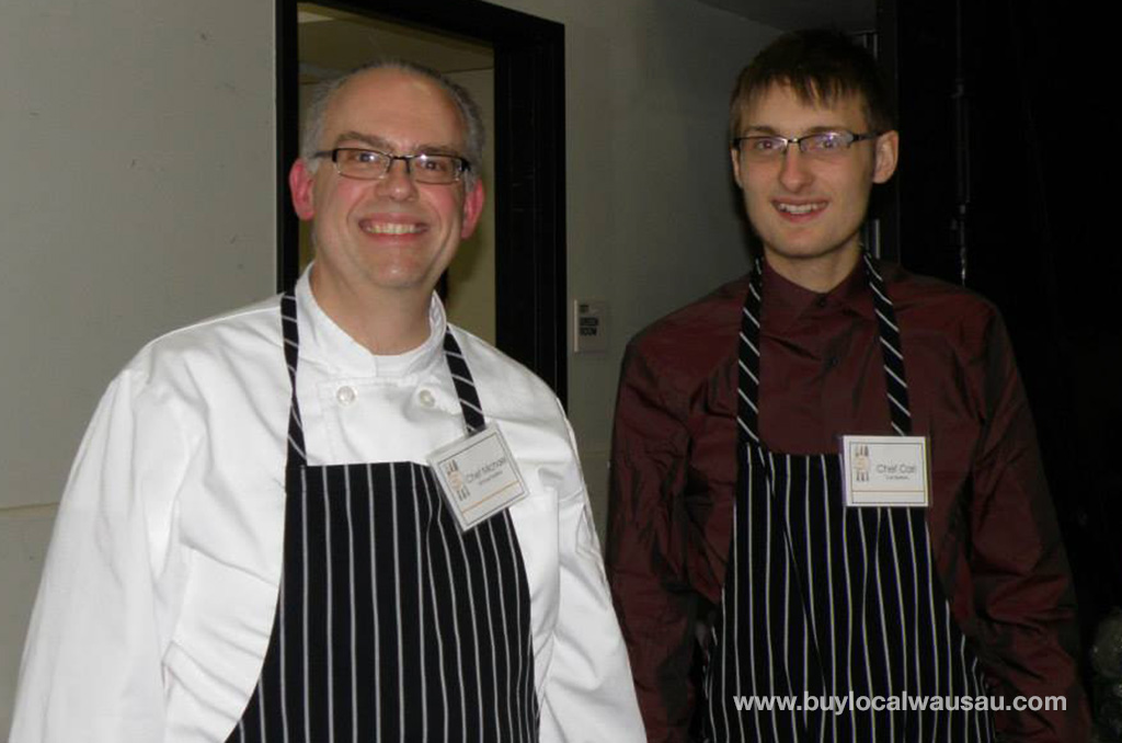 12th Annual Men Who Cook Event Recap & Corn Chowder Recipe
