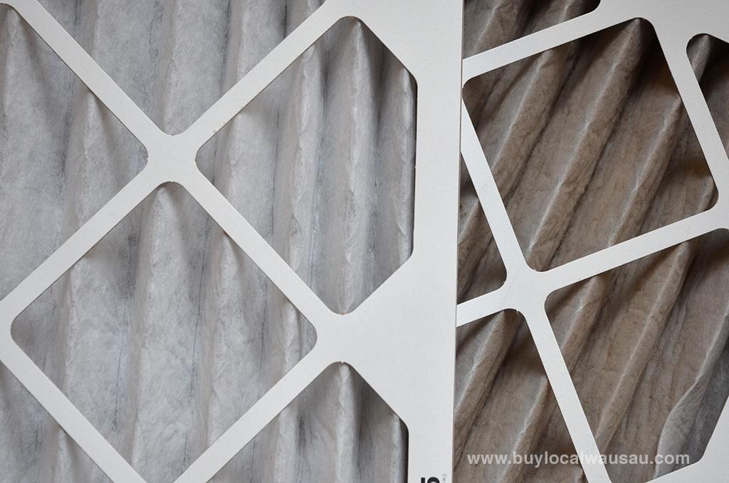 Dirty-Furnace-Filter