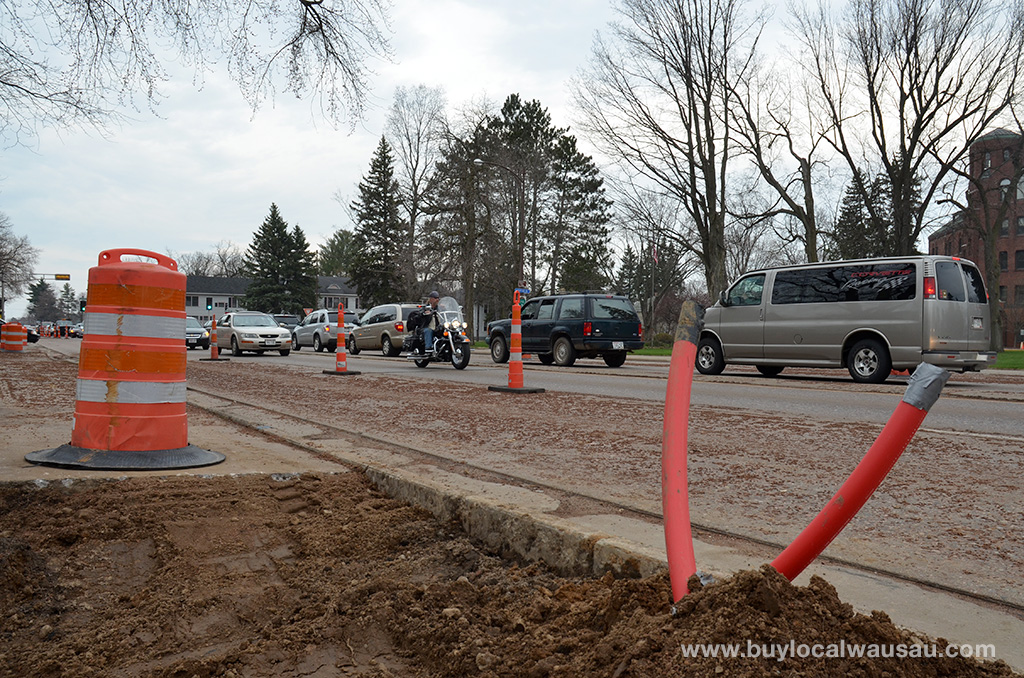 Wausau Grand Avenue Reconstruction Project