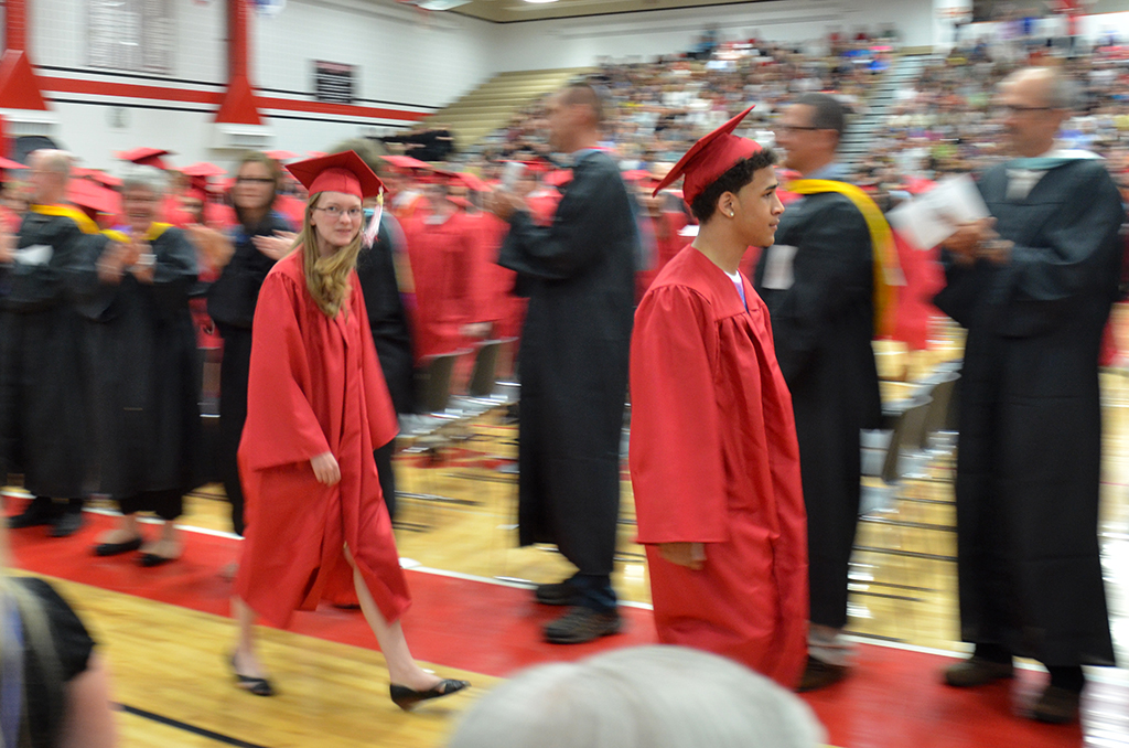Greta-Graduation-Processional