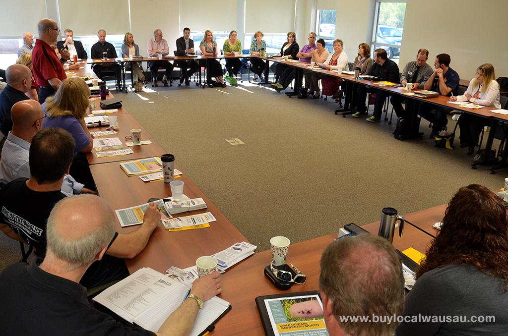 Wausau Local Business Roundtable Networking Event June 26, 2014