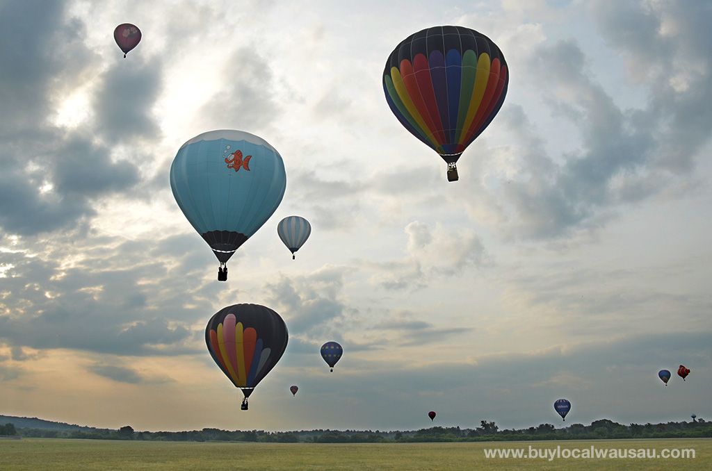 Balloon-Rally-2014-saturday-sunrise-liftoff
