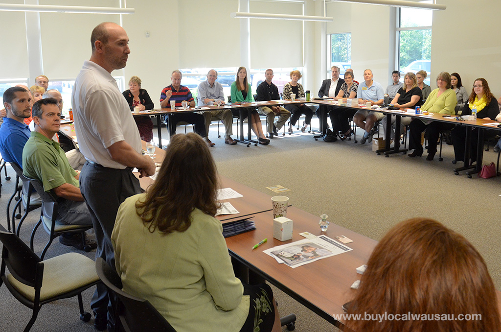 Wausau Local Business Roundtable Networking Event July 24, 2014