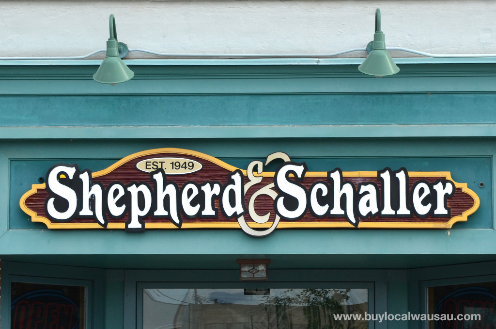 Shepherd-and-Schaller-sign