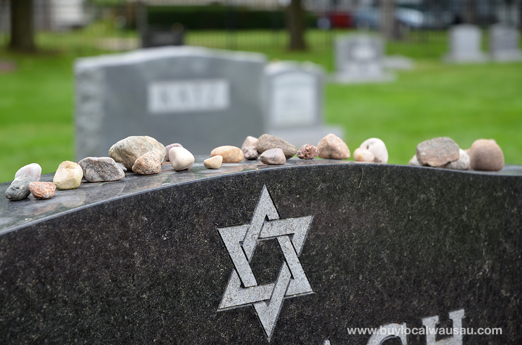 Voices From The Past event explores Wausau Hebrew Cemetery