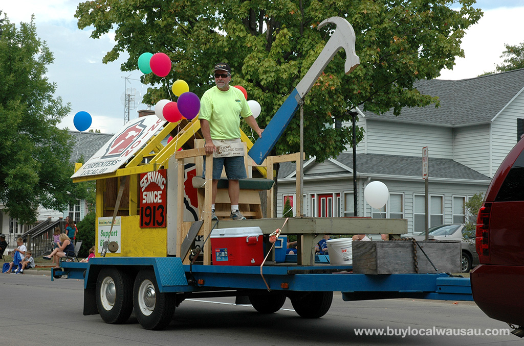 Wausau Labor Day Parade: Monday September 1st, 2014