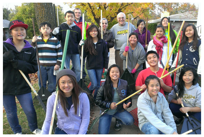 Make a Difference Day- October 25, 2014