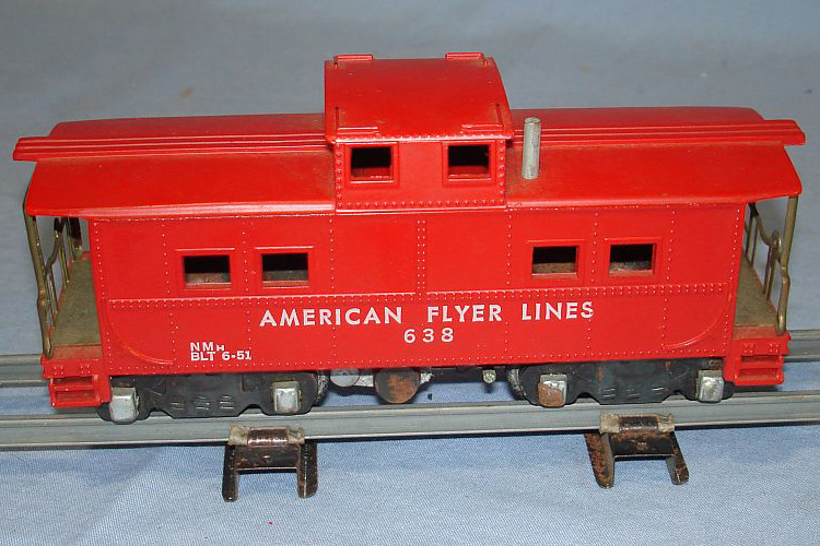 Explore the History of American Flyer Toy Trains