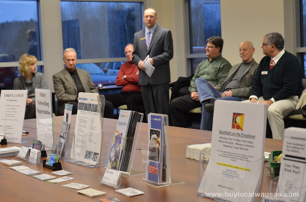 Local Business Roundtable January 23, 2015 Networking Event