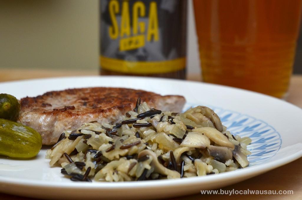 Northwoods Wild Rice Recipe Wausau Foodie
