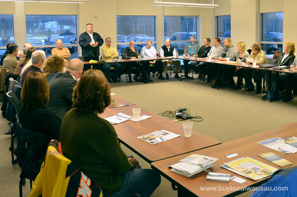 Local Business Roundtable February 27, 2015 Networking Event