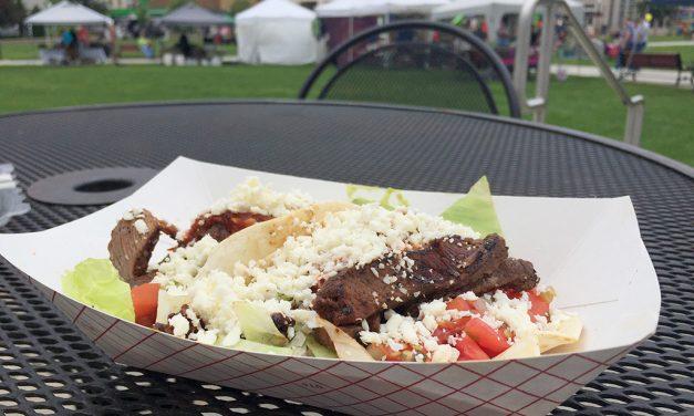 Foodspotting: Urban Bistro's Carne Asada Tacos